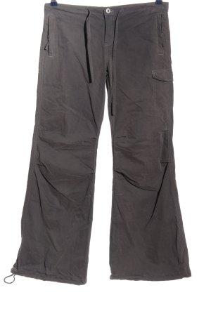 Bench Baggy Pants hellgrau Schriftzug gedruckt Casual-Look