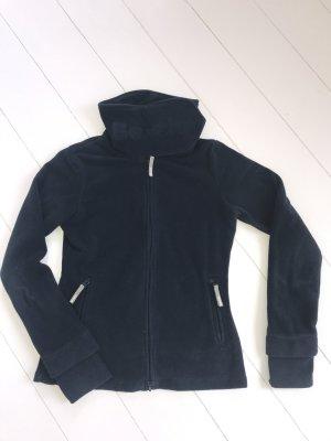 Bench Blau Sweetshirt mit Zipper 38 M size 8 (36)