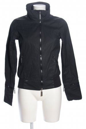 Bench Blouson black casual look