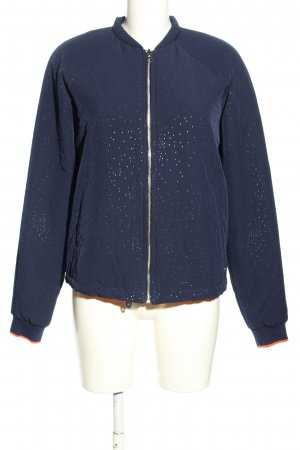 Bench Bomberjacke blau Casual-Look