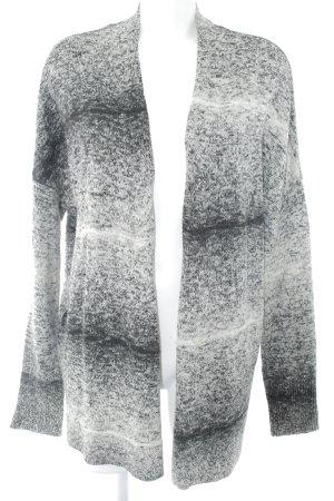 Bench Cardigan wollweiß-schwarz Casual-Look