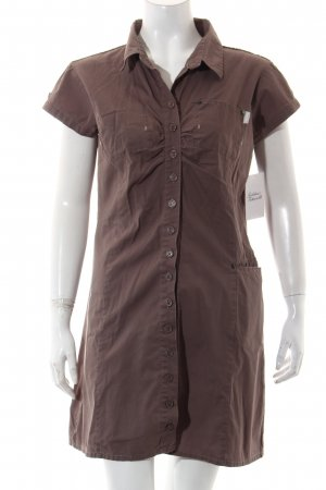 Bench Cargo Dress grey brown casual look