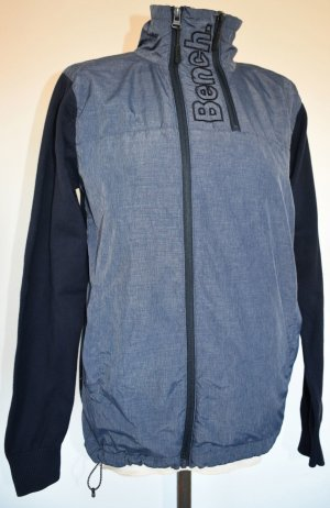 Bench - Coole Jacke im Materialmix Gr. M