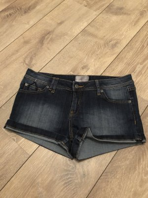 Bench Damen hot Pants Shorts Jeans