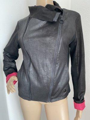 BENCH Damen Jacke in schwarz Gr.S