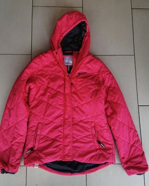 Bench Damen Jacke mit Kapuze , Gr XS, Pink,