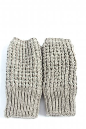 Bench Mittens light grey casual look