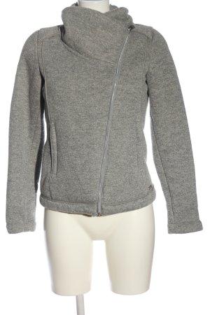 Bench Giacca fitness grigio chiaro puntinato stile casual
