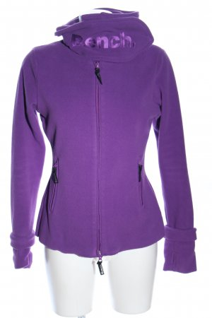 Bench Fleece Jackets lilac casual look