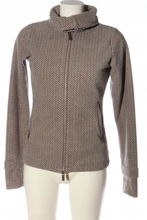 Bench Fleece Jackets black-natural white casual look