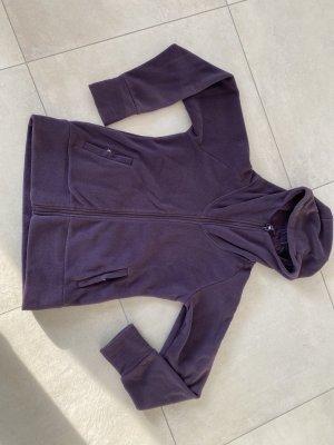 Bench Fleece Jackets dark violet