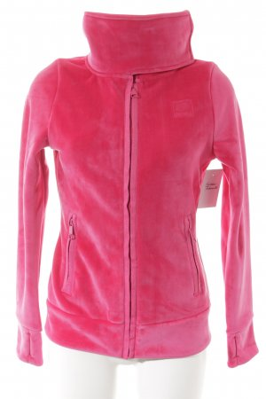 "Bench Fleecejacke ""Her. Fleece Funnel"" magenta"