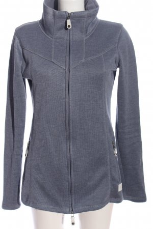 Bench Fleece Jumper lilac flecked casual look