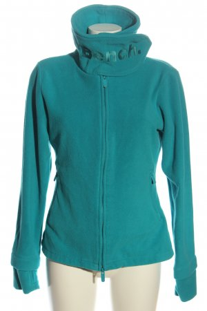 Bench Fleece Jumper turquoise casual look