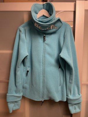 Bench Fleece Jackets turquoise polyester