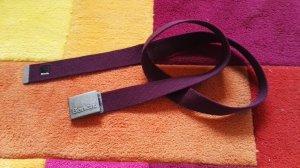 Bench Stoffen riem lila
