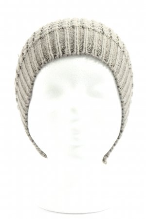 Bench Crochet Cap light grey casual look