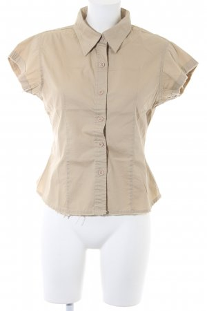 Bench Hemd-Bluse camel Casual-Look
