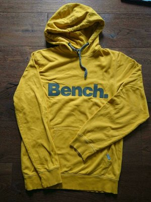 Bench Hoodie, Gelb, Gr M