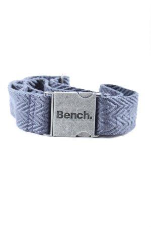 Bench Hüftgürtel blau-silberfarben Casual-Look