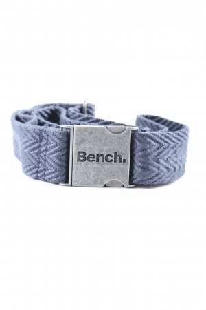 Bench Hip Belt blue-silver-colored casual look