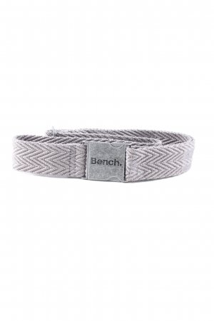 Bench Hip Belt light grey graphic pattern casual look