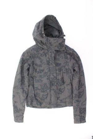 Bench Kapuzenjacke Größe S braun aus Polyester