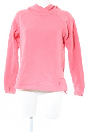Bench Kapuzenpullover pink Casual-Look
