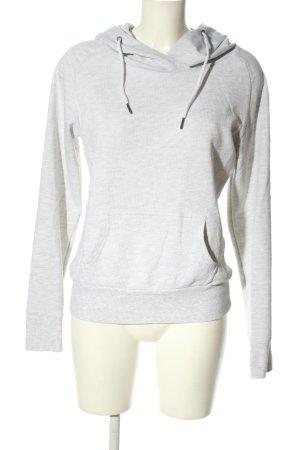 Bench Hooded Sweatshirt light grey casual look