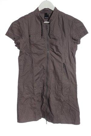 Bench Camicetta a maniche corte grigio chiaro stile casual