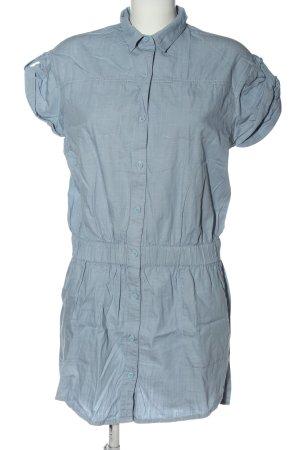 Bench Shortsleeve Dress blue casual look