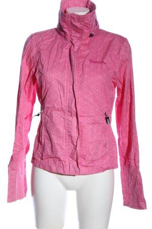 Bench Short Jacket pink casual look