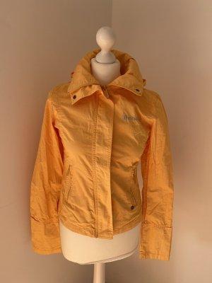Bench Veste chemise orange doré