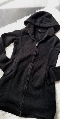 Bench Płaszcz z kapturem czarny