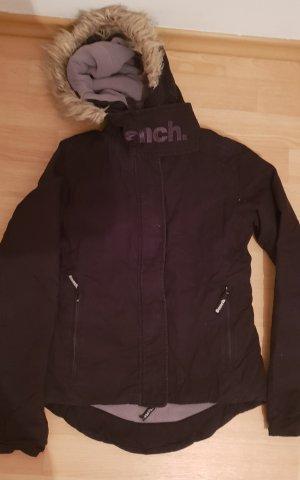 Bench Hooded Coat black