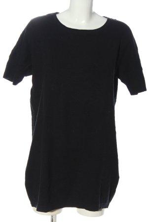 Bench T-Shirt schwarz Casual-Look