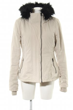 Bench Outdoorjacke creme Casual-Look