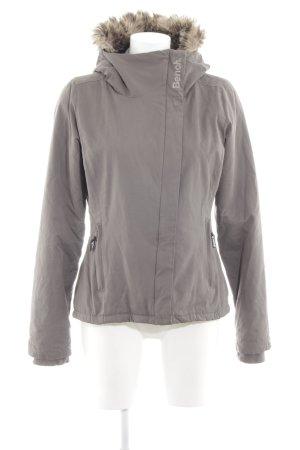 Bench Parka light grey street-fashion look