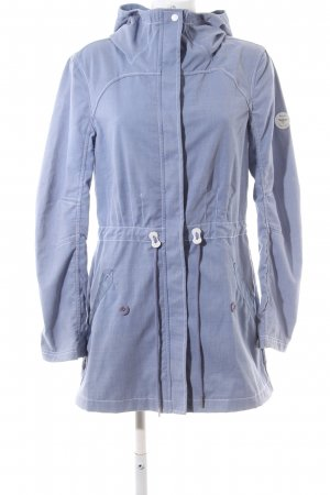 Bench Parka blau Casual-Look