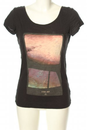 Bench Print-Shirt Motivdruck Casual-Look