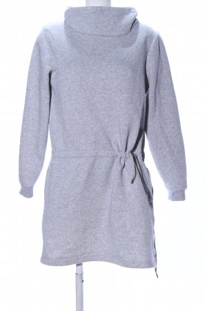 Bench Sweater Dress light grey flecked casual look