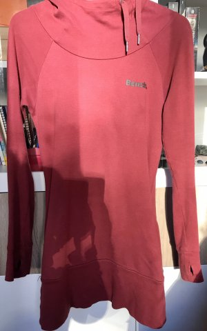 Bench Robe pull rouge foncé