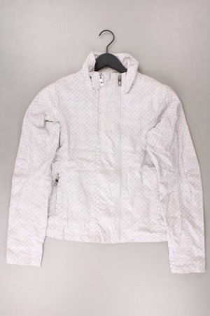 Bench Regenjacke Größe M grau aus Baumwolle