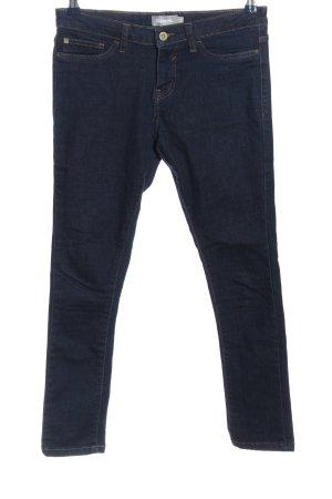 Bench Jeans cigarette bleu style décontracté