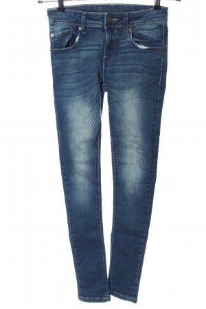 Bench Tube Jeans blue casual look