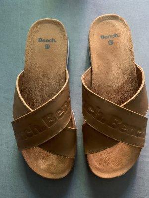 Bench Comfort Sandals light brown