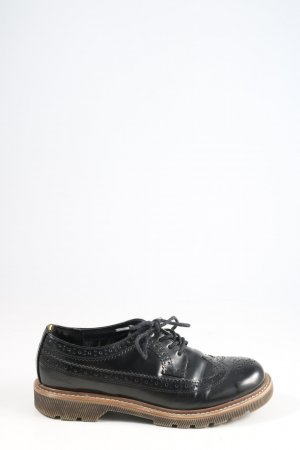 Bench Lace Shoes black casual look