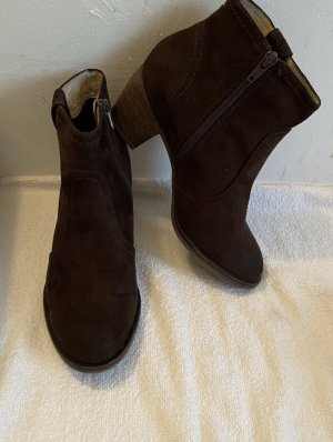 Bench Chelsea Boot brun foncé-brun noir
