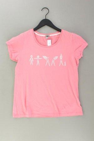 Bench T-shirt rose clair-rose-rose-rose fluo coton