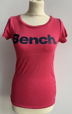 Bench Shirt // pink